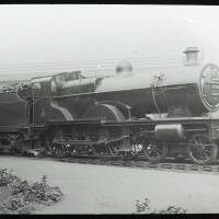 Steam locomotive 1040