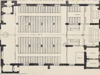 All Saint's floor plan, South Wimbledon