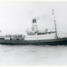 Herald, Passenger Tender