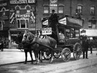 Horsebus on the Broadway, Wimbledon