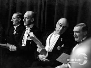 Sir Richard Mellor, M.P.(1923-40)