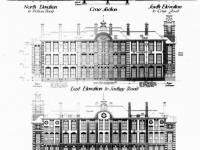 Pelham Road School, Wimbledon: Building plans