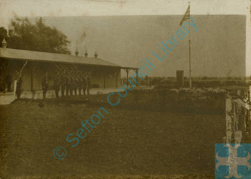 Litherland Army Barracks