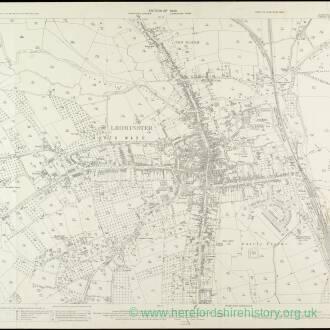 1928/9 Ordnance Survey maps