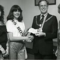 Ross Gazette photographs July 1982
