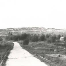 1960s Chalk Pit Houghton Regis