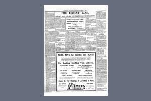 1 DECEMBER 1917