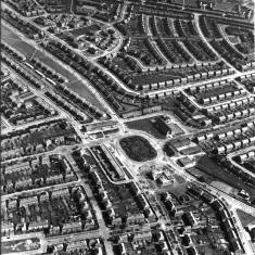 Horsley Hill Estate, Aerial view