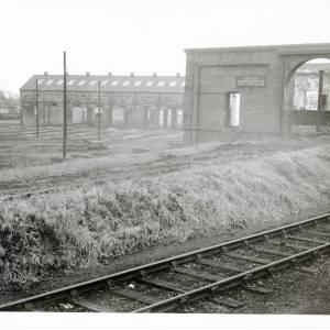 Railways, Barton Station, c1969
