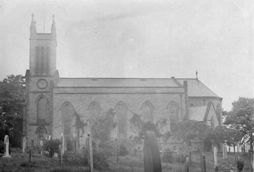 006 Scissett Church (St Augustine's) 1900