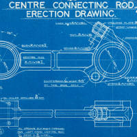 """""""Centre connecting rod erection"""""""