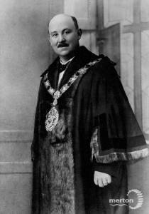 Alderman L. Allen, Mayor of Wimbledon