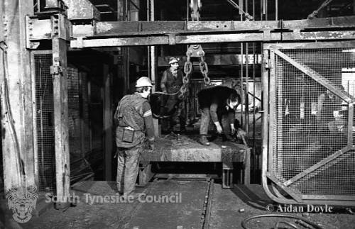 Easington Colliery