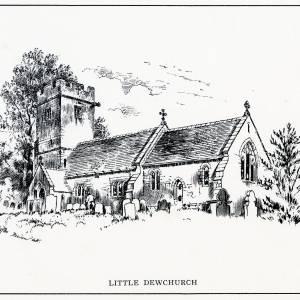 St David's Church, Little Dewchurch