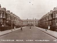 Tolverne Road, Wimbledon