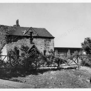 Thorncliffe Estate Cottage 1960's.