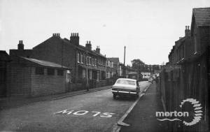 Deburgh Road, Colliers Wood