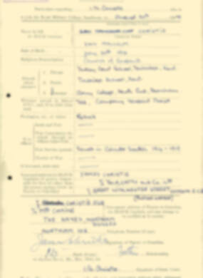 RMC Form 18A Personal Detail Sheets Aug 1935 Intake - page 45