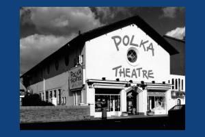 Exterior of Polka Theatre, Wimbledon