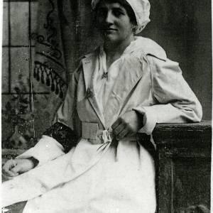 Jessie Derry, First World War munitions worker
