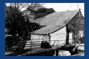 Liberty Print Works: The wheelhouse