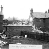 Bonnington Avenue, Crosby, 1941 (left rear view)
