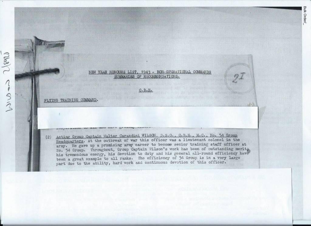 66A Wilson RAF CBE citn 1 Jan 1944.jpg