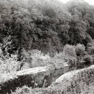 Bridge Sollars, causeway