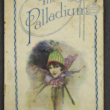 Original Dixieland Jazz Band, London Palladium - 1919
