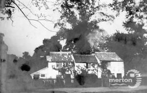 Jesmond Cottages, Commonside East, Mitcham