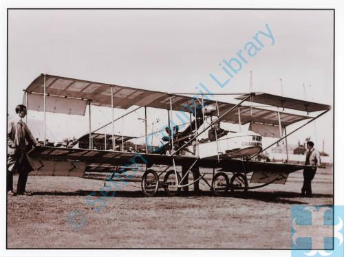 Claude Graham-White, aviator