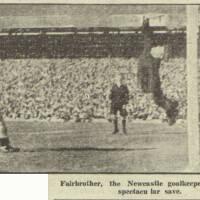19481002 Cutting Newcastle FM 1306
