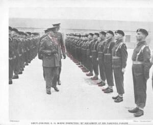 12th Lancers, 1949 Apr