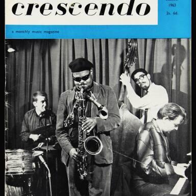 Crescendo 1963 October