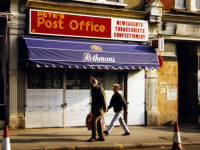 Mitcham Road, Mitcham: Post Office