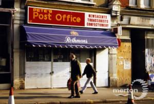 Mitcham Road, Mitcham: Post Office