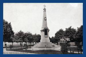 Wimbledon War Memorial