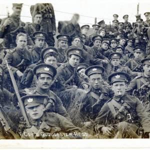 E Company 5th Gloucestershire Regiment