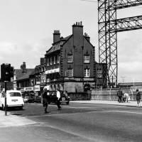 Stanley Road  Bridge, Bootle, 1987