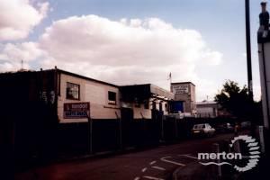 East Road trading estate, Wimbledon