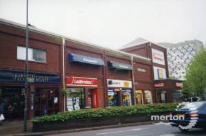 Ladbrokes, J D Wetherspoon & Sony, Aberconway Road