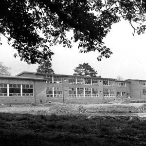 The Old High School for Girls, Hereford, 1960s.