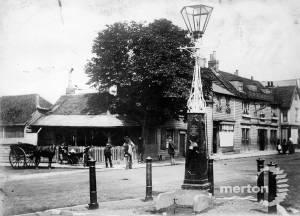Upper Fair Green, Collbran corner, Mitcham