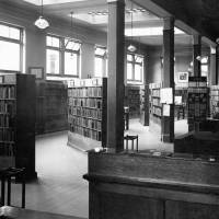 Bootle Central Lending Library, 1951