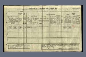 1911 Census - 154 South Park Road