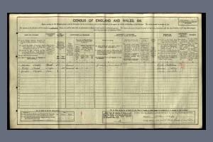 1911 Census - 154 South Park Road