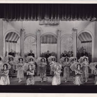 Photograph - 1951 Gaiety Whirl - cast