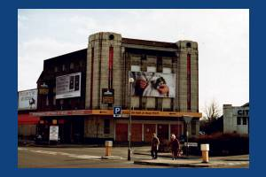 Former Odeon Cinema: Aberconway Road, Morden