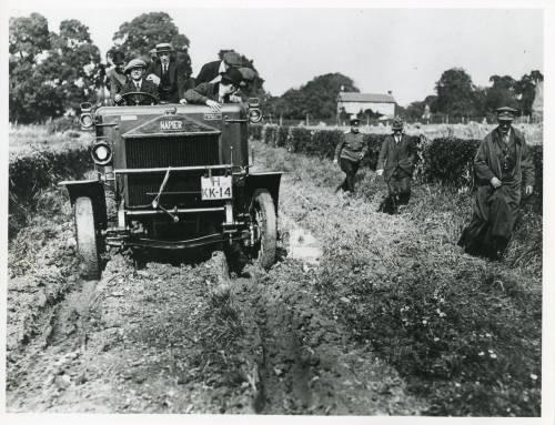 Napier lorry