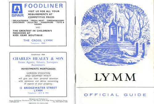 Lymm: the official guide (3)